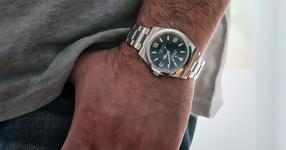 What kind of Rolex replica are there?